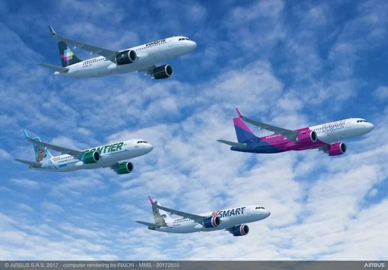 Mkataba wa manunuzi ya ndege 430 kwa dola bilioni 49.5 waweka rekodi! #Airbus #IndigoPartners