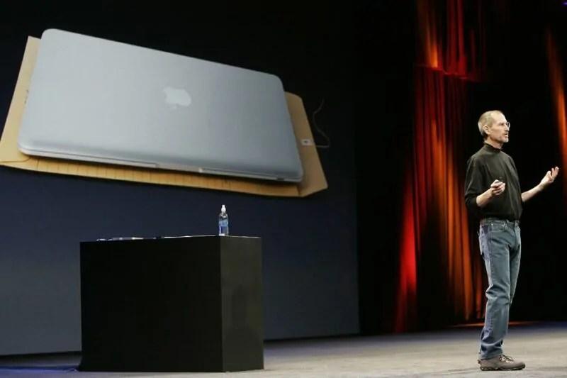 Miaka 10 ya MacBook Air: Urithi wa Jobs kwa ulimwengu wa teknolojia