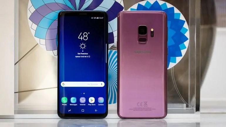 Simu mpya ya Samsung Galaxy S9 na S9 Plus hii hapa