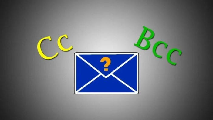 maana na kazi ya CC na BCC