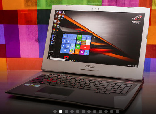 Asus ROG G752 review