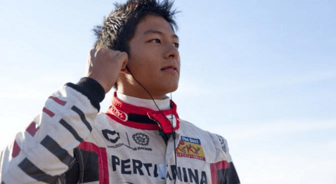 Rio Haryanto didukung Netizen Indonesia