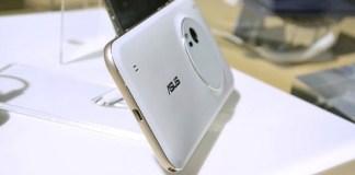 Asus Zenfone Zoom ZX550 Glacier White