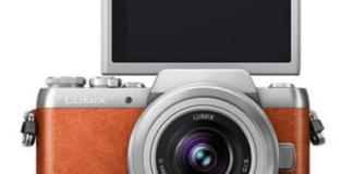 Kamera Mirrorles, Panasonic, Panasonic Lumix DMC-GF8, Selfie