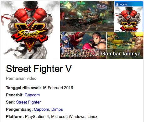 ps4 edisi street fighter 5