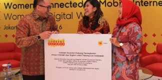 indosat ooredoo, digital super woman