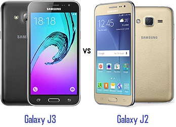 Perbedaan Samsung Galaxy J3 dan Galaxy J2