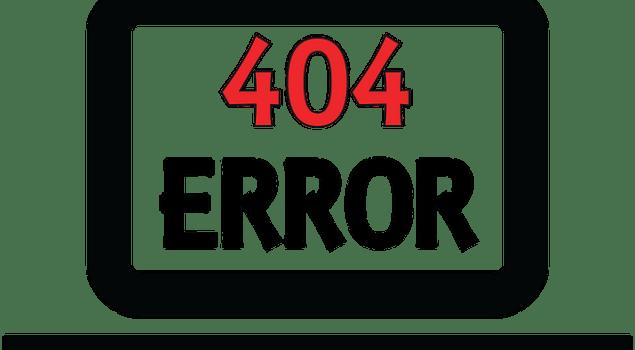 Ilustrasi Error (sumber: pixabay)