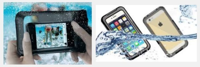 waterproof case, iPhone