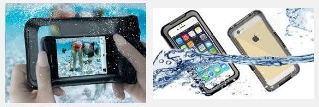 waterproof case, iPhone