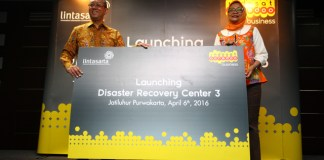 Indosat Ooredoo, Lintasarta, Disaster Recovery Center 3, Data Center