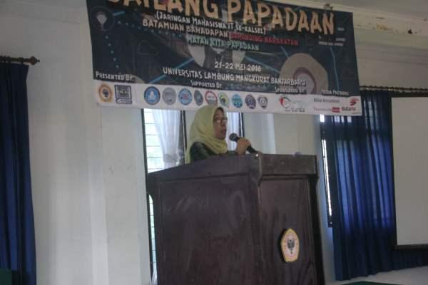 Mariatul Asiyah, Kalsel, Organisasi Mahasiswa, IT