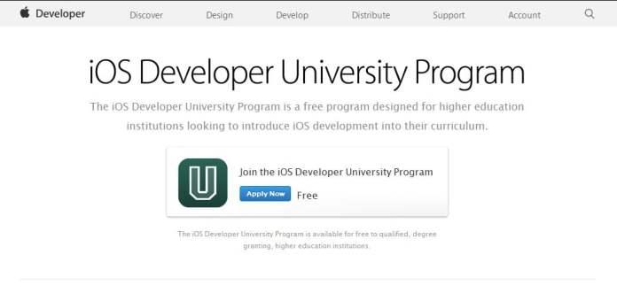 Apple, iOS, iOS Developer University