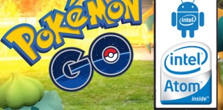 Download Pokemon Go untuk Asus Zenfone Intel