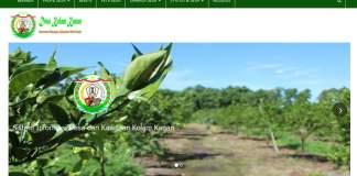 website, desa kolam kanan, barito kuala, kalimantan selatan
