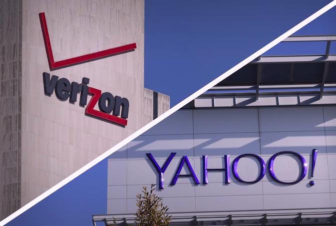 Yahoo dibeli Verizon