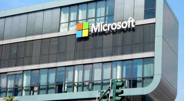 Salah satu kantor Microsoft (sumber: Pixabay)