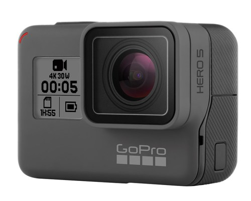 Action Camera HERO5 Black dari GoPro