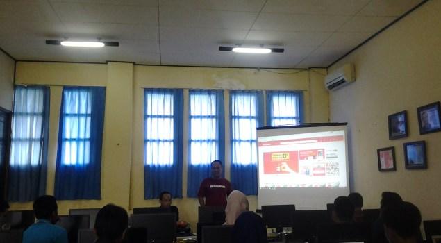 Fajeri Hidayat Koordinator Komunitas Bukalapak Banjarmasin