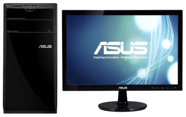 komputer untuk kerja yang bagus ASUS CM6731 ID003D