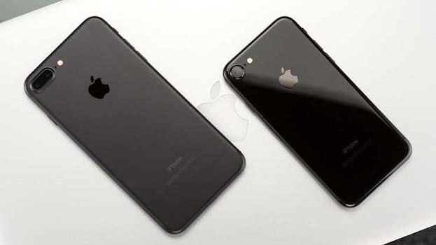 apple iphone 7plus dan iphone 7