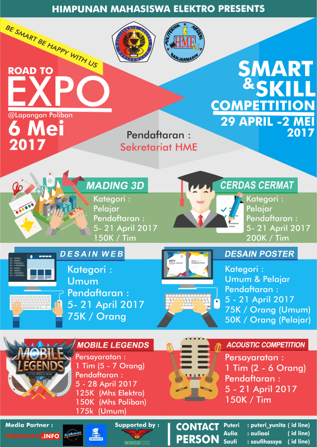 HME Poliban Bikin Event EXPLORATION