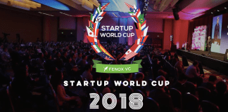 Fenox VC Startup World Cup 2018 Bekraf