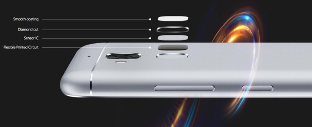 Fitur Finger Print Asus ZenFone 3 Max