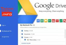 Google Drive Backup Macbook Pro