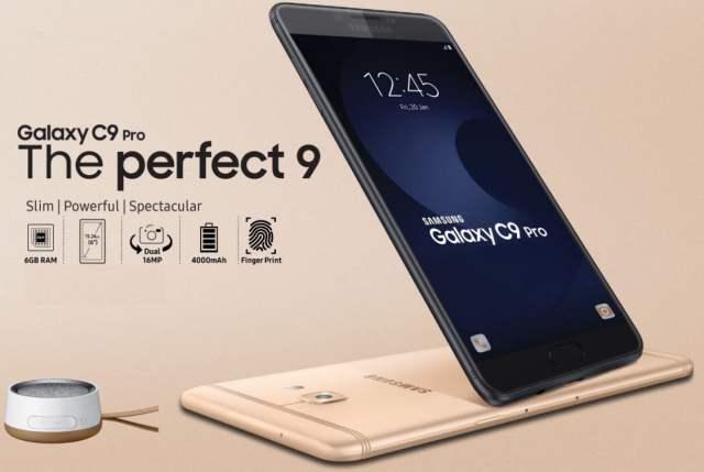 Samsung Galaxy C9 Pro Indonesia