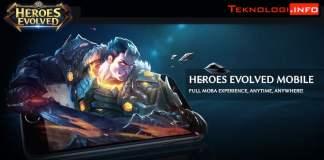 Heroes Evolved 2017 Online Hero Brawler