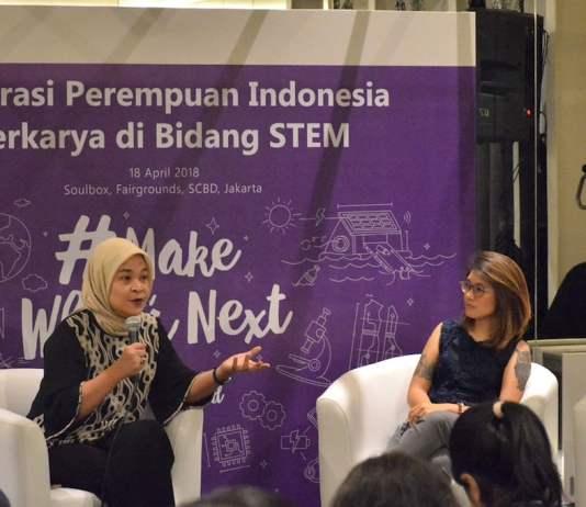 Microsoft Ajak Perempuan Muda Indonesia Dalami Bidang STEM