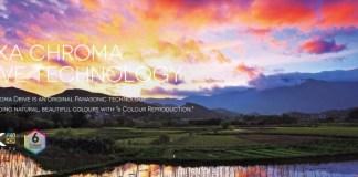 Teknologi Hexa Chroma Drive TV Panasonic