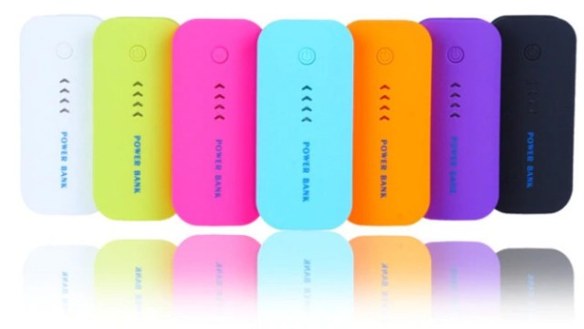 Feather Shape 5600mAh Power Bank