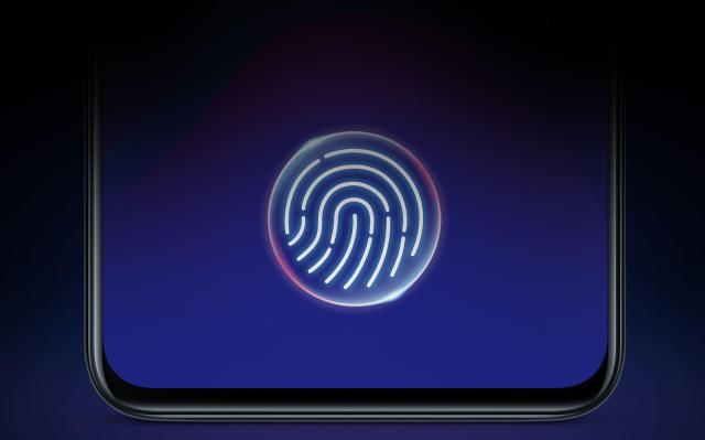 Screen Touch ID Vivo V11 Pro