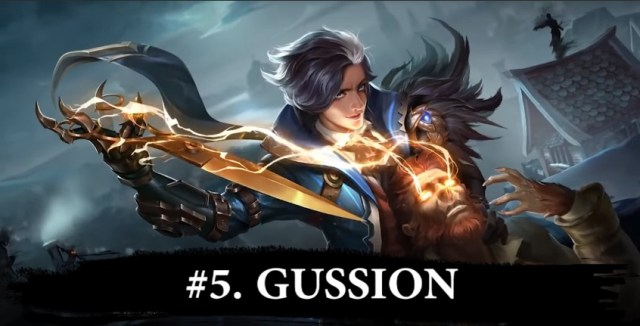 Gussion