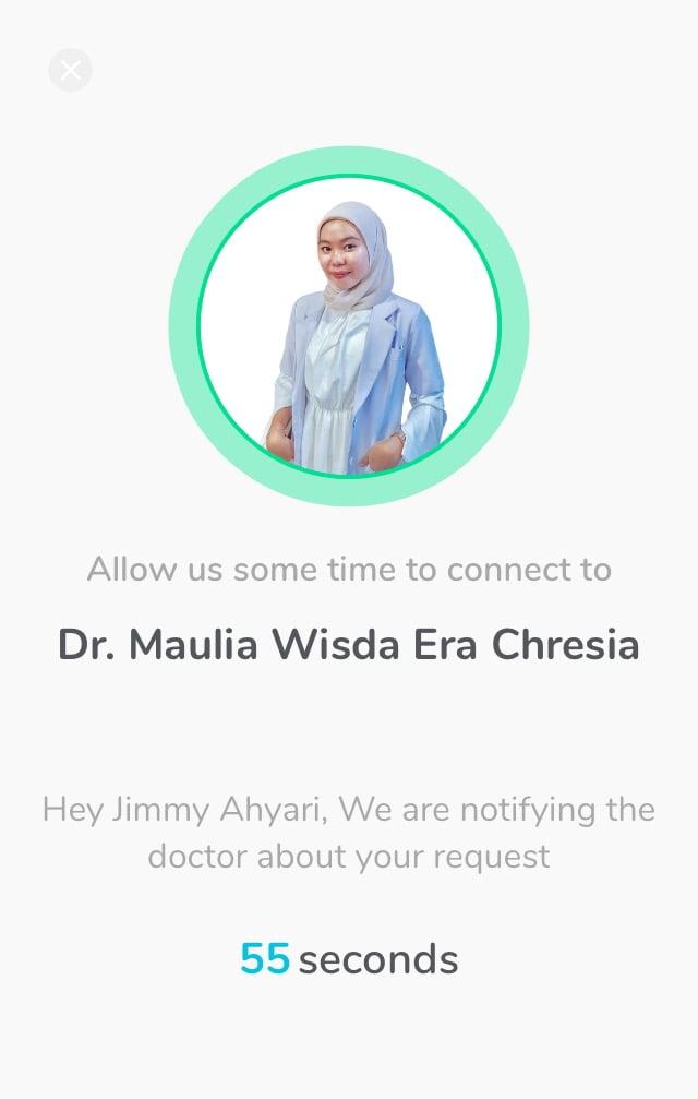Countdown Timer dr Maulia
