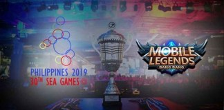 LIVE Streaming Mobile Legends Bang-Bang SEA GAMES 2019
