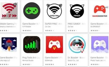 Aplikasi Anti Lag Mobile Legends