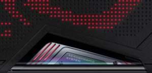 Asus ROG Phone 3 heat vent