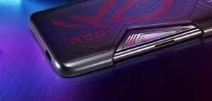 Asus ROG Phone 3 bottom USB ports