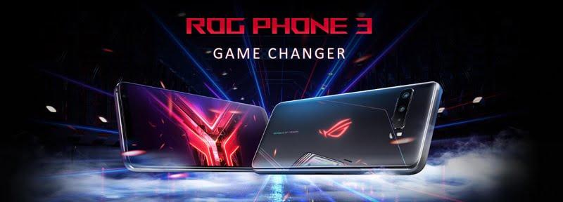 ROG Phone 3 Game Changer