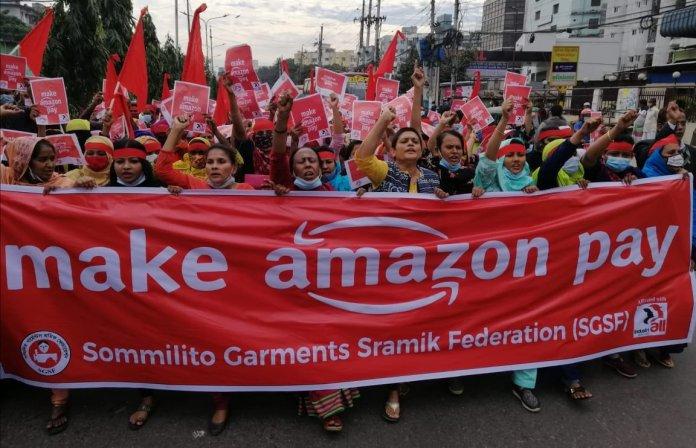 Make Amazon Pay SGSF