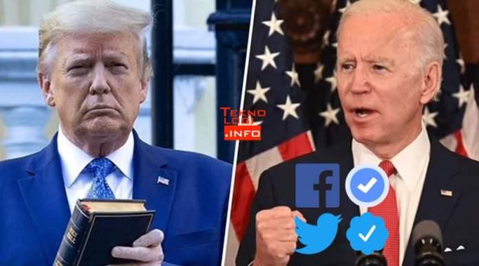 facebook twitter POTUS