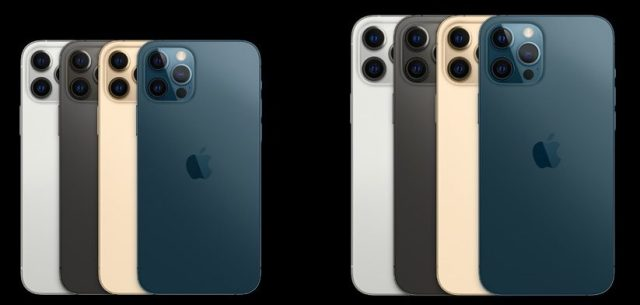 iPhone 12 Pro dan iPhone 12 Pro Max