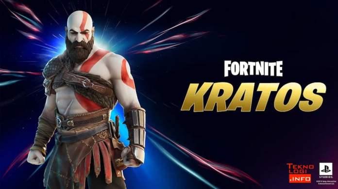 Fortnite Kratos