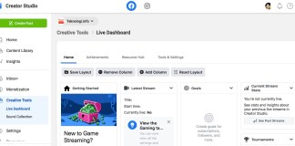 Facebook Gaming Creator Studio Indonesia