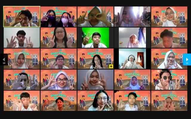 LINE OpenChat mengakomodasi para mahasiswa baru dalam kegiatan ospek