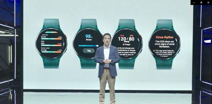 Bernard Ang Vice President Samsung Electronics Indonesia