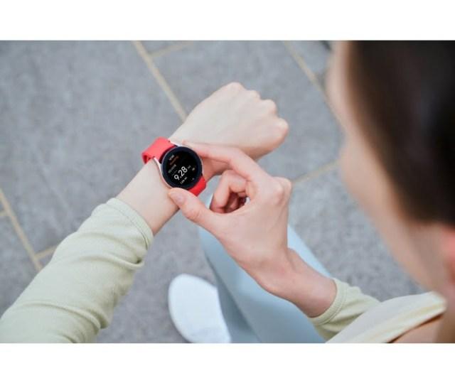 Samsung Galaxy Watch4 - Pinkgold Indonesia